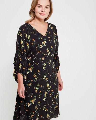 Черное платье Dorothy Perkins Curve
