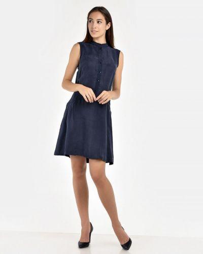Синее платье Numph