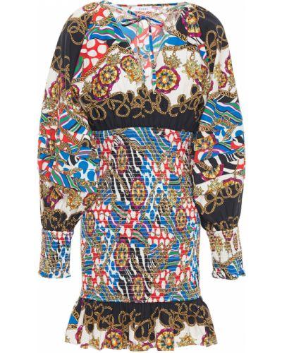 Sukienka mini bawełniana Rhode