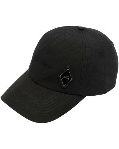Czarna czapka A-cold-wall*