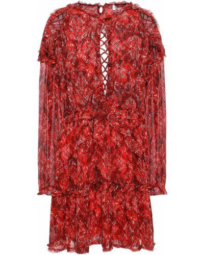 Платье мини с открытой спиной Iro