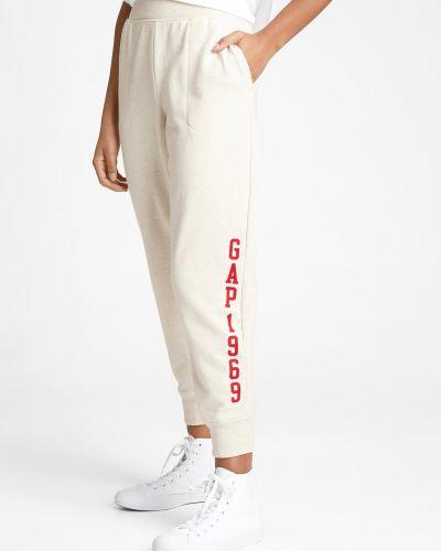 Флисовые спортивные брюки Gap
