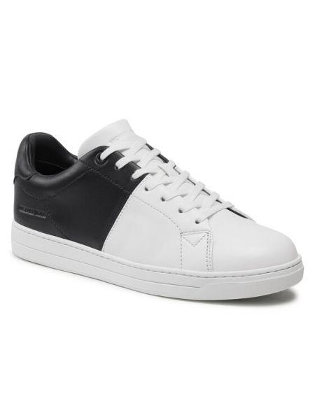 Sneakersy granatowe Michael Michael Kors