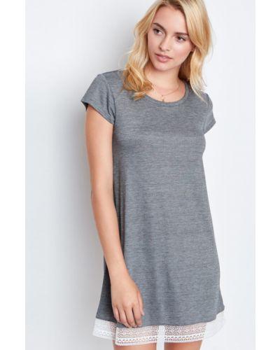 Пижама с рубашкой теплая Etam