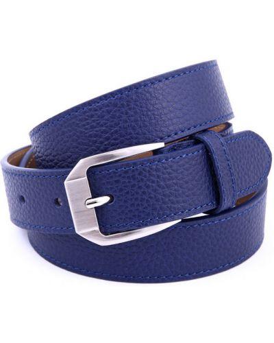 Ремень металлический синий Just Valeri