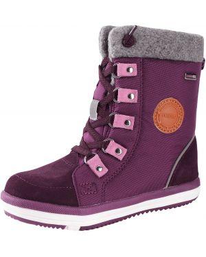 Ботинки фиолетовый Mothercare