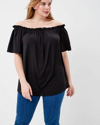 Черная блузка Dorothy Perkins Curve