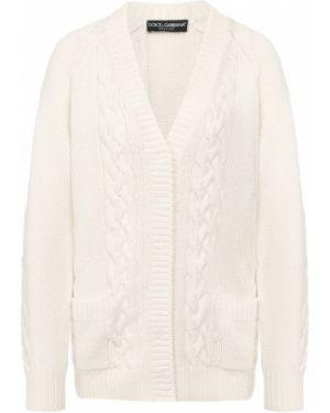 Кардиган белый Dolce & Gabbana