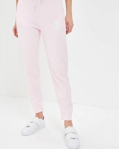 Розовые спортивные брюки Franklin & Marshall