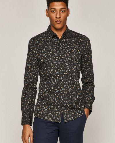 Классическая рубашка с воротником с длинными рукавами с манжетами Medicine
