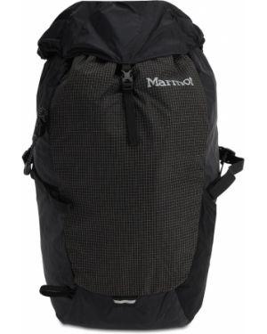 Czarny plecak z siateczką Marmot