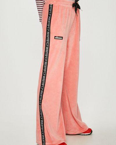 Свободные брюки с лампасами с поясом Ellesse