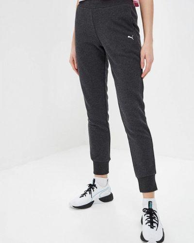 Спортивные брюки серые весенний Puma