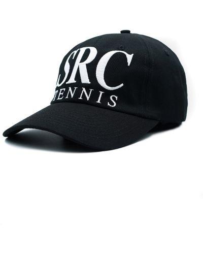 Czarna czapka Sporty And Rich