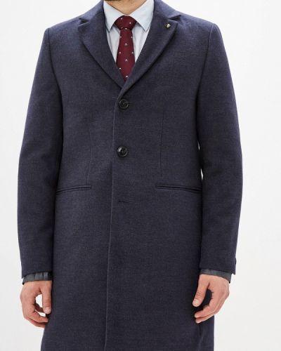 Пальто синий Burton Menswear London
