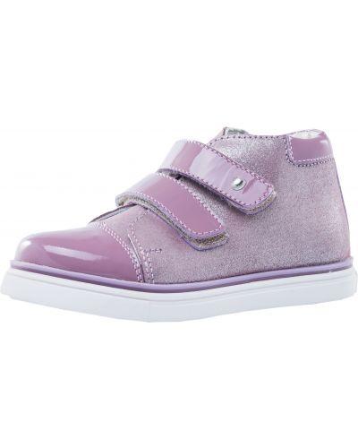 Ботинки фиолетовый сиреневый Mothercare