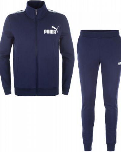 Спортивный костюм с капюшоном из полиэстера Puma