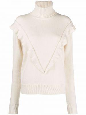 Кашемировый свитер - белый Chloé
