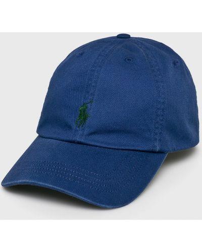 Czapka niebieski Polo Ralph Lauren