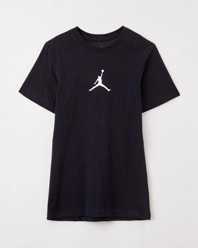 Футболка - черная Jordan