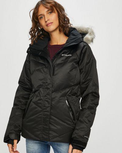 Куртка с капюшоном стеганая водонепроницаемая Columbia