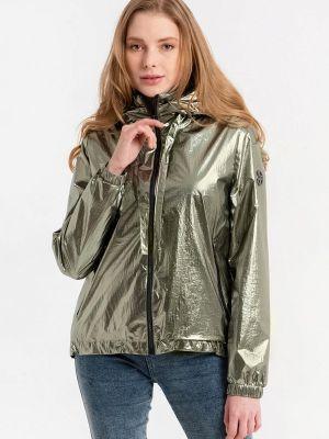 Облегченная зеленая куртка Lab Fashion
