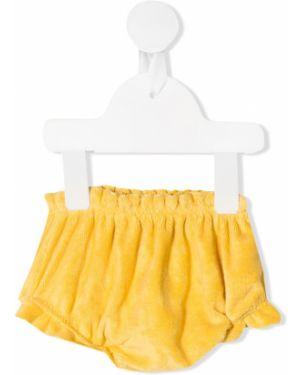 Желтые шорты Emile Et Ida