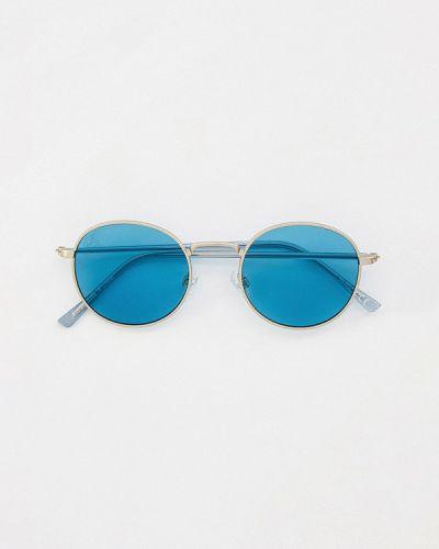 Солнцезащитные очки - серебряные Jeepers Peepers