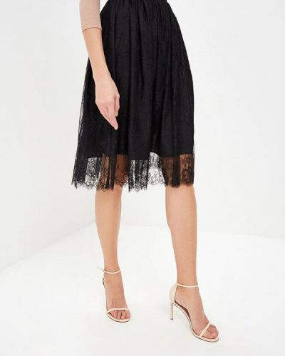Черная юбка Blugirl Folies