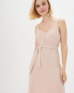 Бежевое платье Lilove