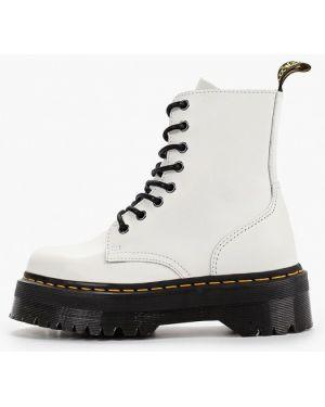 Ботинки белые Dr Martens