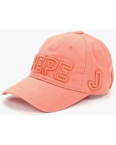 Джинсы джоггеры красный Pepe Jeans