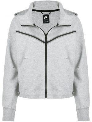 Bawełna z rękawami klasyczny bluza z kapturem Nike