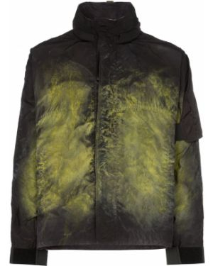 Нейлоновая черная куртка Nemen