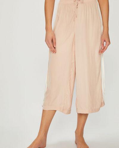 Свободные брюки пижамные с поясом Undiz