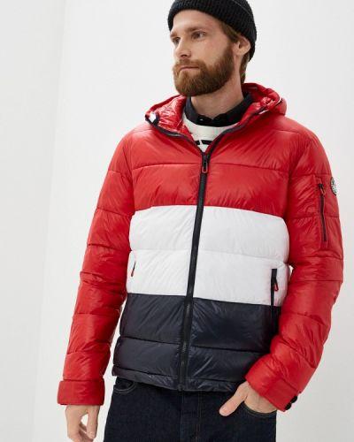 Утепленная куртка - красная Luhta