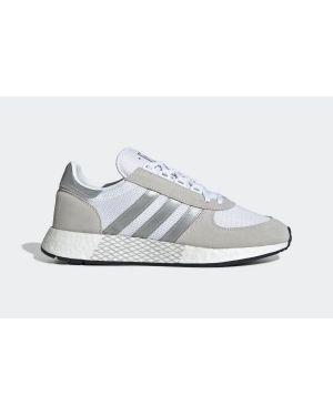 Sneakersy zamszowe Adidas