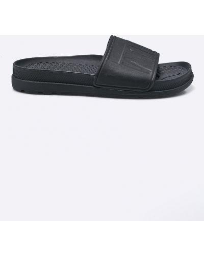 Черные сандалии резиновые Palladium