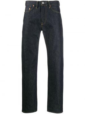 Прямые джинсы с карманами на пуговицах винтажные с жемчугом Levi's Vintage Clothing