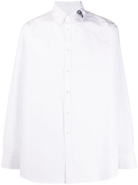 Koszula z długim rękawem długa z mankietami Valentino