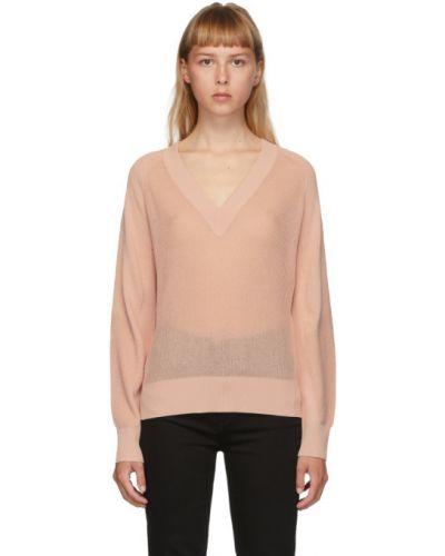 Sweter z kołnierzem nylon Rag & Bone