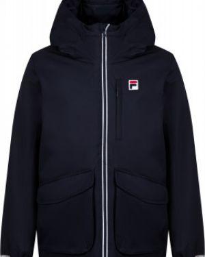 Куртка теплая спортивная Fila