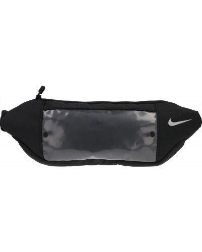 Черная поясная сумка Nike