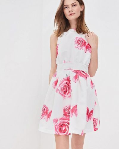 Белое платье весеннее Phard
