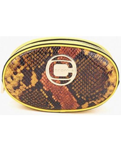 Поясная сумка кожаный Cromia