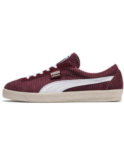 Кеды замшевые для обуви Puma