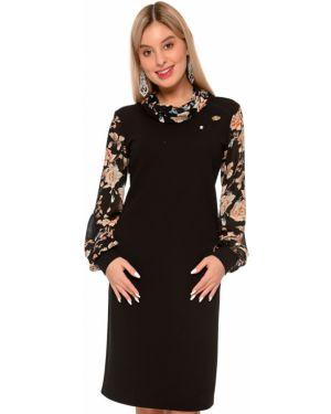 Платье платье-сарафан шифоновое Nikol