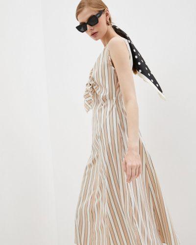 Платье - бежевое Iblues