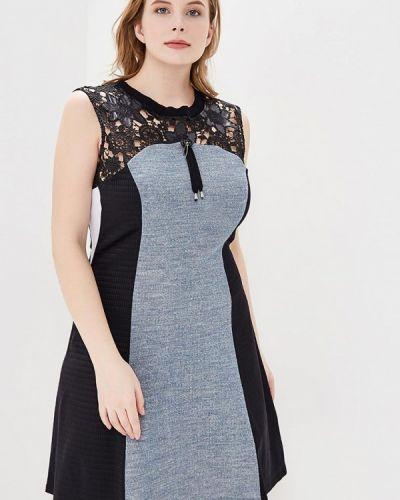 Платье весеннее итальянский Tricot Chic