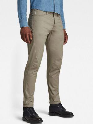 Повседневные бежевые брюки G-star